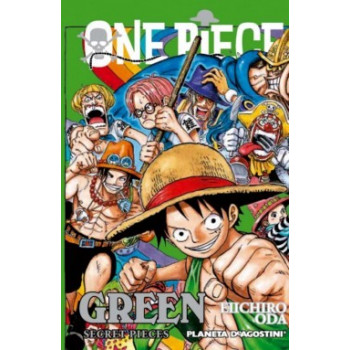 ONE PIECE GUIA GREEN