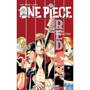 ONE PIECE GUIA RED