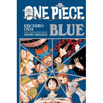 ONE PIECE GUIA BLUE