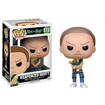 FUNKO POP! 173 WEAPONIZED...