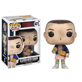 POP! 421 ELEVEN WITH EGGOS. STRANGER THINGS