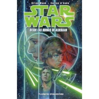 STAR WARS: DESDE LAS RUINAS...