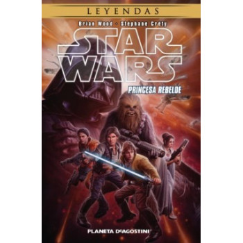 STAR WARS: PRINCESA REBELDE