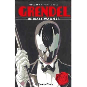 GRENDEL OMNIBUS 01 HUNTER ROSE