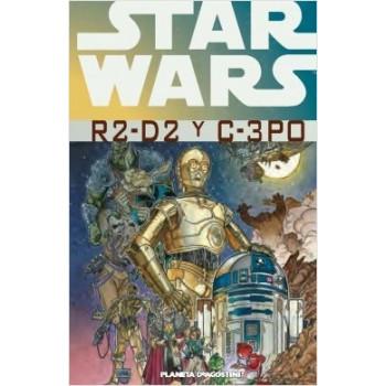STARWARS R2-D2 Y C-3PO