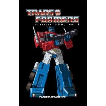 TRANSFORMERS MARVEL USA 01