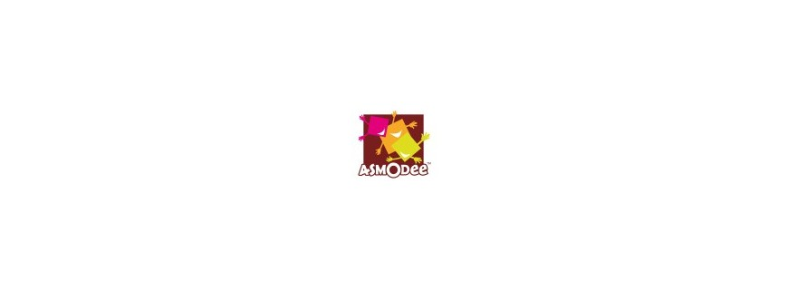 ASMODEE - CARTAS