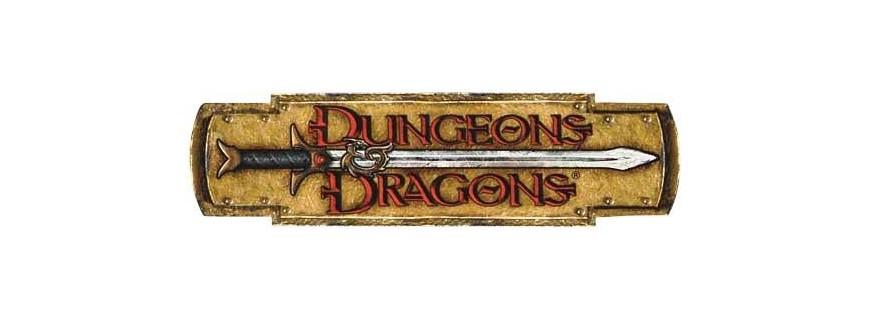 DUNGEONS & DRAGONS 4ª EDICION