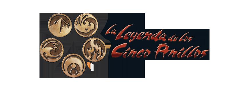 LA LEYENDA DE LOS CINCO ANILLOS