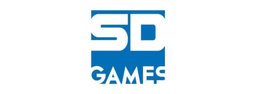 SD GAMES - CARTAS
