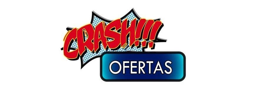 Ofertas Crash comics 15 aniversario